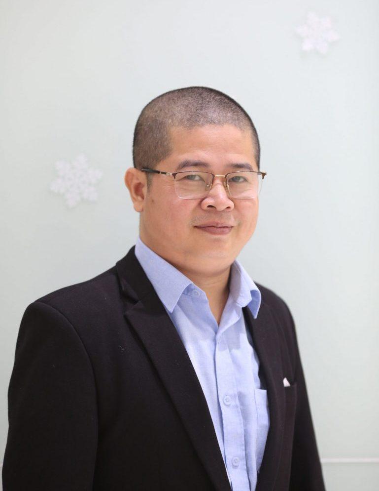 Biomedic CEO Tran Manh Hien