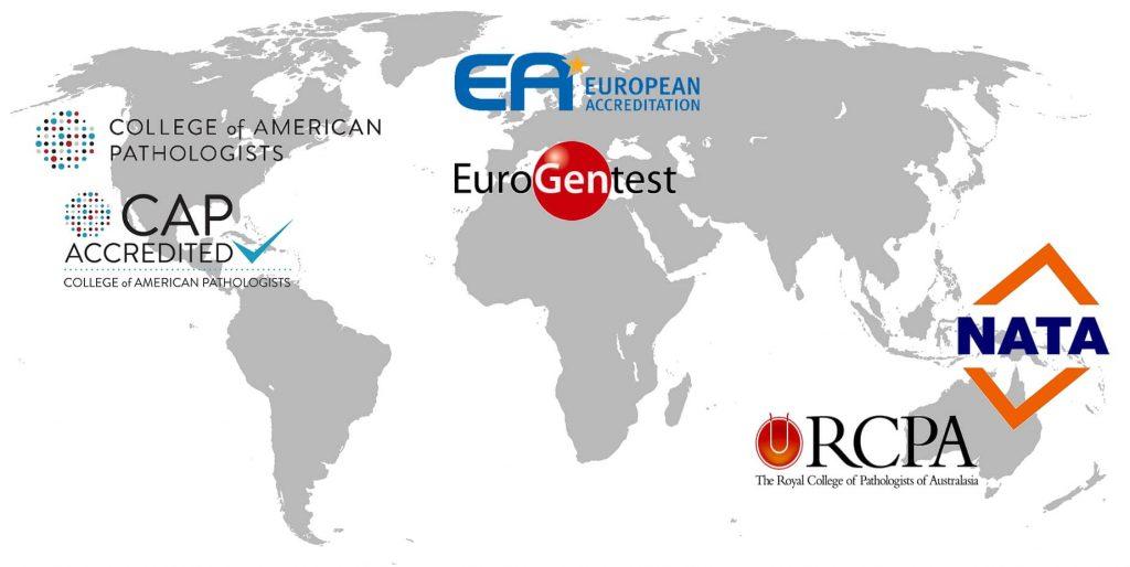 Regulatory agencies across the globe