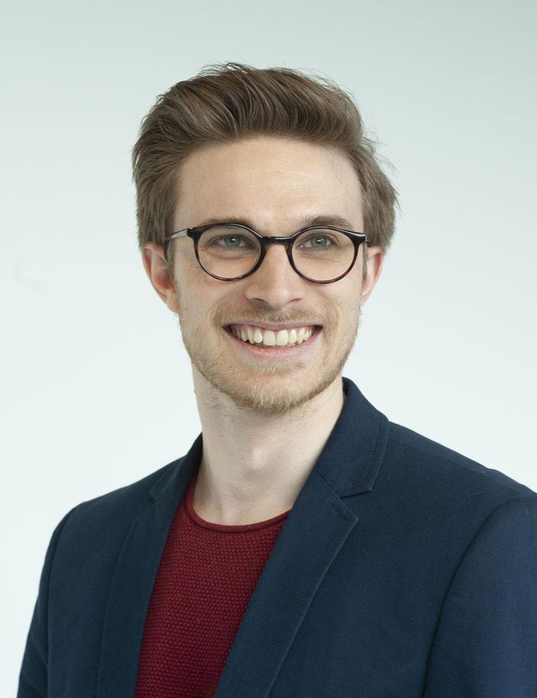 Euformatics Jamie McDonald