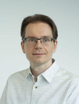 Euformatics Chief Software Architect Jukka Matilainen