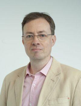 Euformatics CTO Jussi Volanen